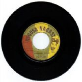 Big Youth - Screaming Target / version (Negusa Nagast UK) 7""